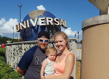Universal Orlando tips with a baby