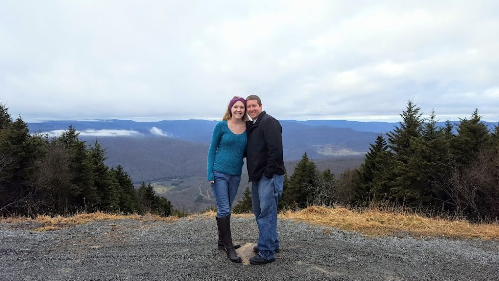 Snowshoe Vacation with toddler