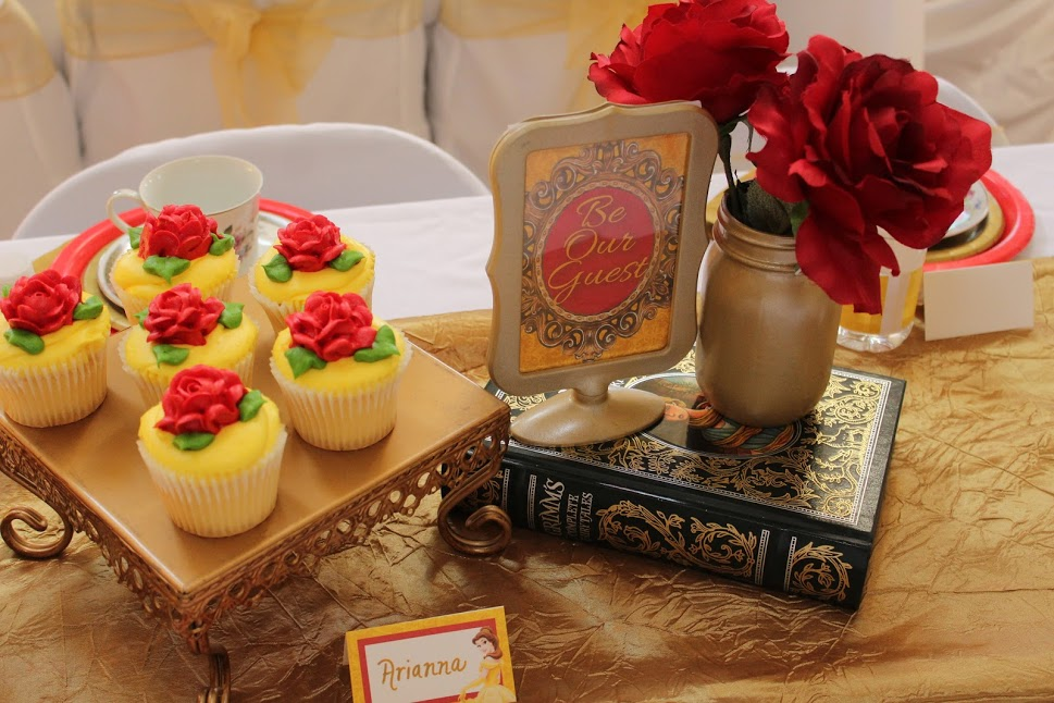 Belle Birthday Party Ideas
