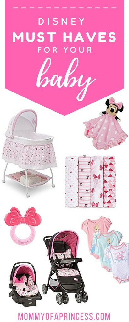 Disney Must Haves for your Baby