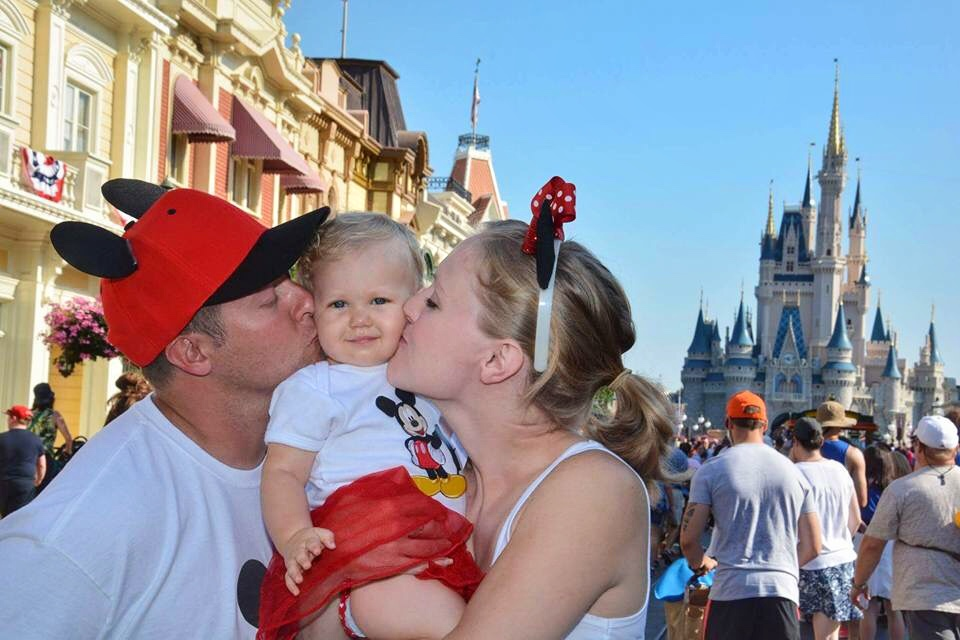 First Trip to Disney World