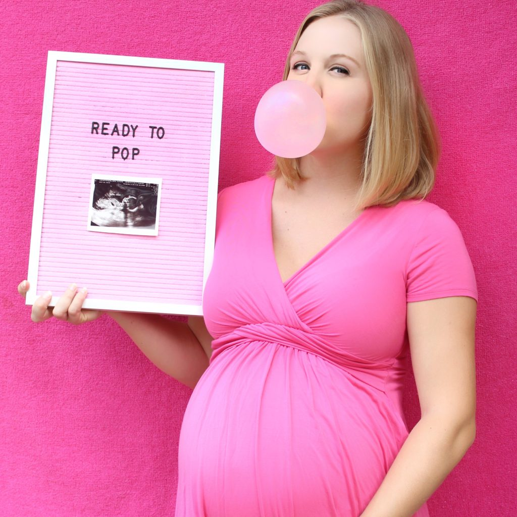Ready to Pop Maternity Pictures