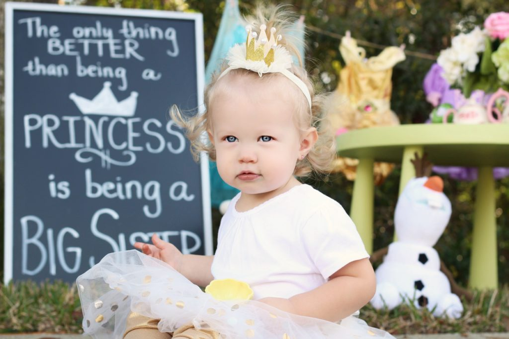 Big Sister Pregnancy Announcement Ideas