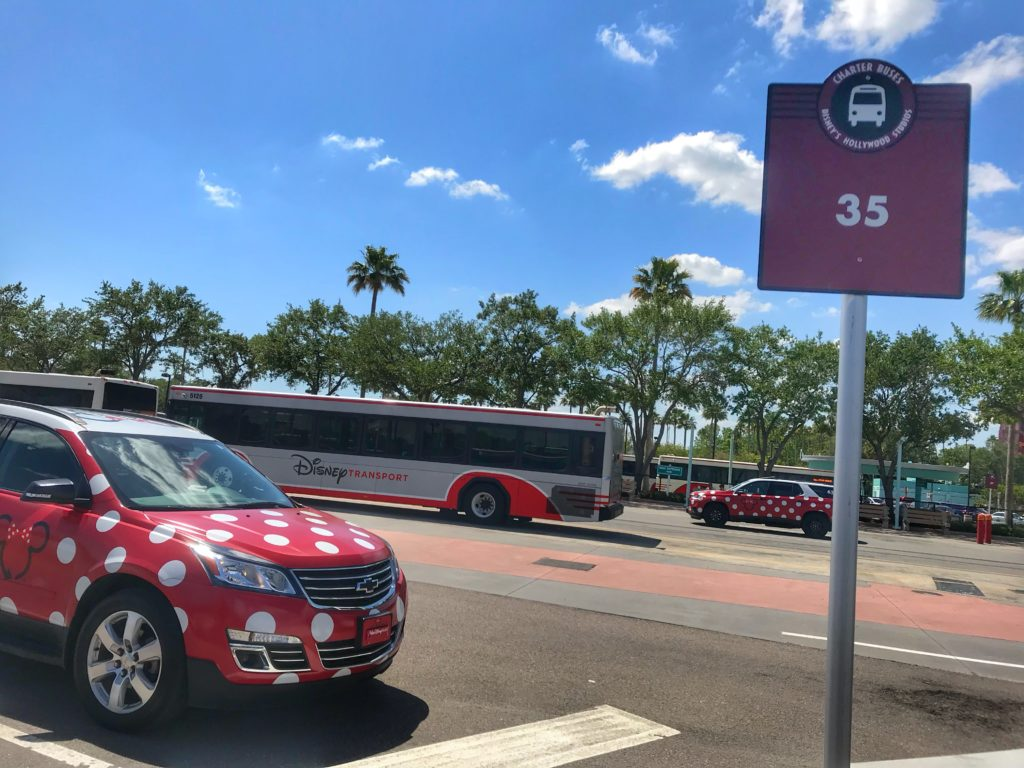 How to use Minnie Van Service at Disney World