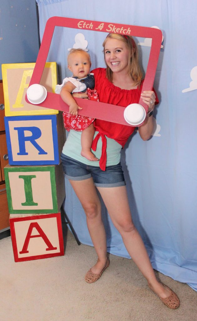 Toy Story Birthday Party Photo Props
