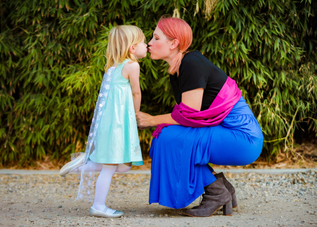 Frozen Family Disney Halloween Costume