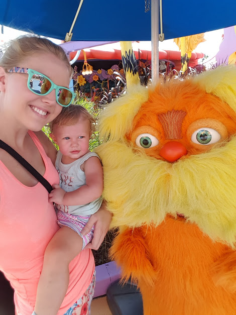 Tips for Universal Studios with a Baby