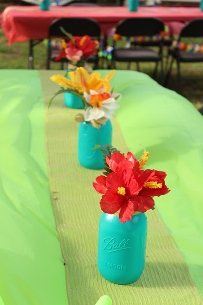 moana birthday party decorations