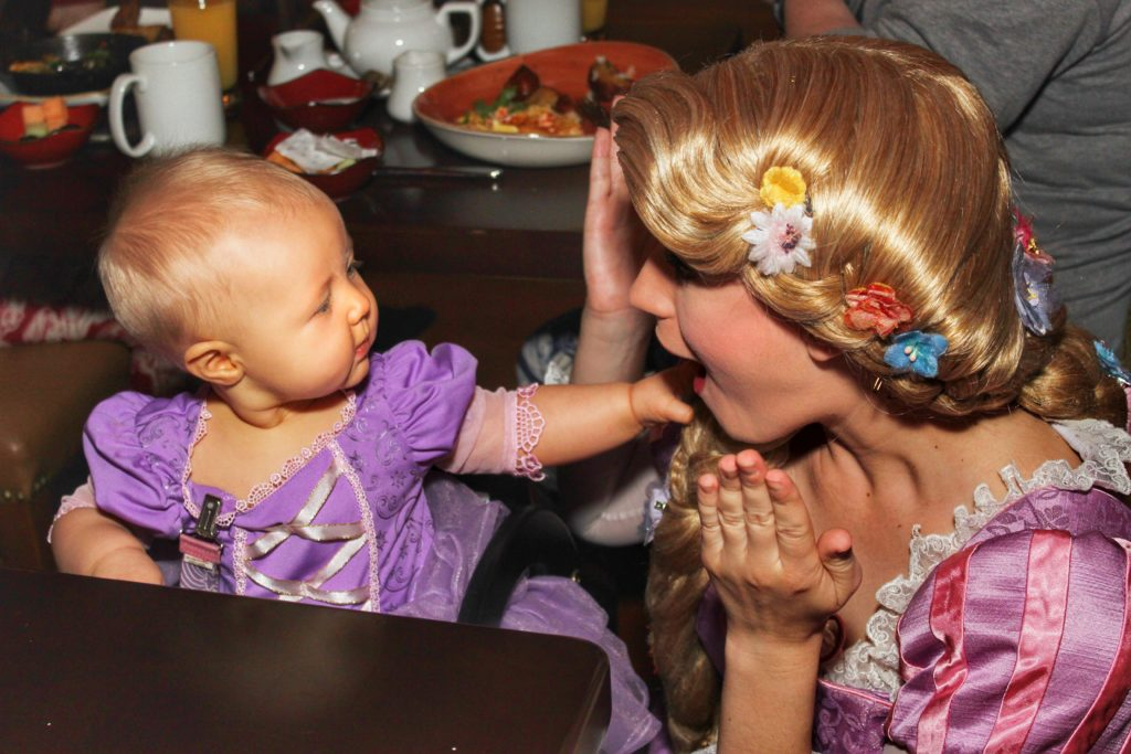 Disney World Princess Breakfast