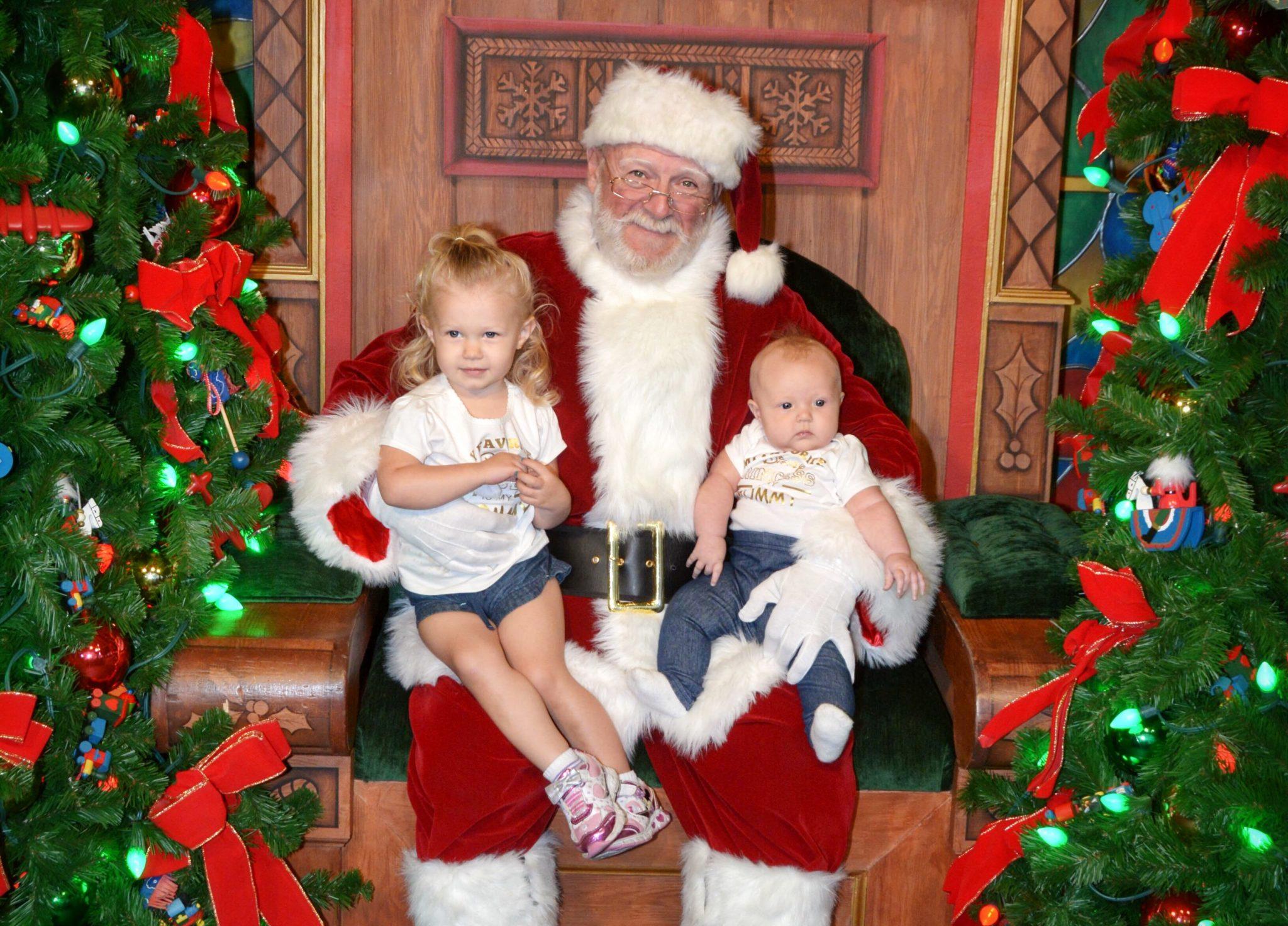 Meet Santa at Disney Springs