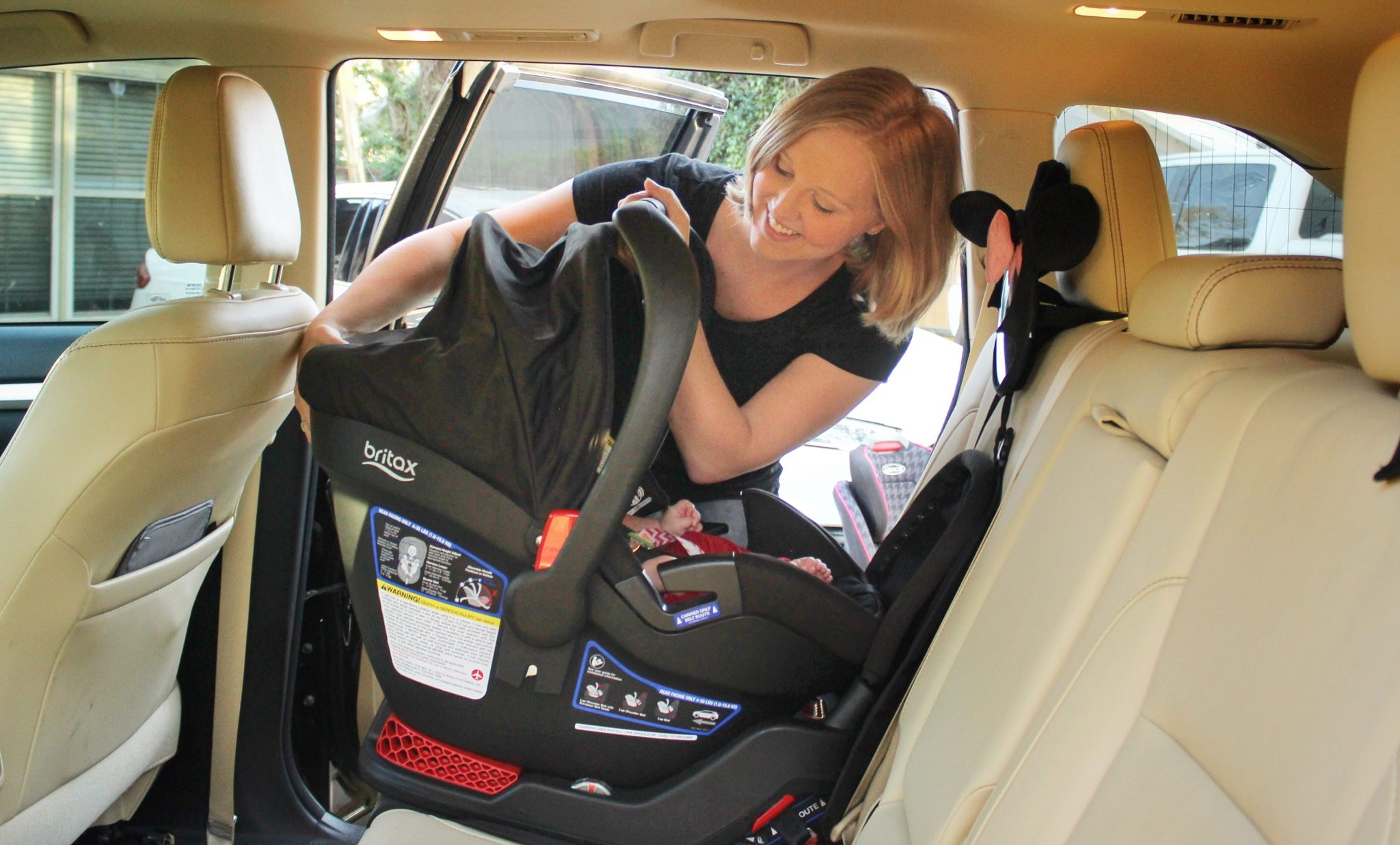Britax Endeavours Review