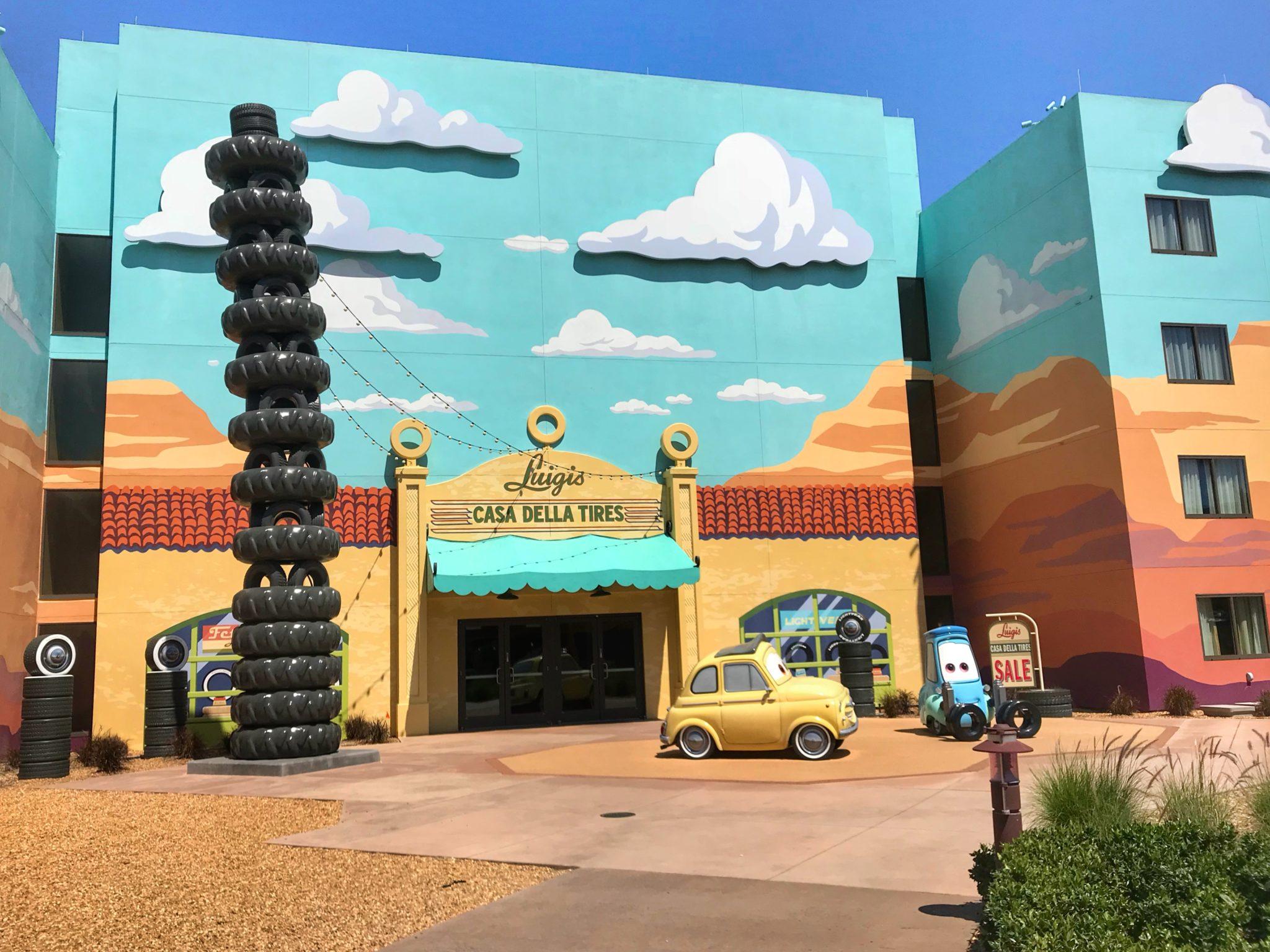 Walt Disney World's Art of Animation Resort