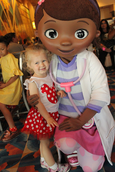 Princess Approved: Disney Junior Play 'n Dine Breakfast at Hollywood & Vine