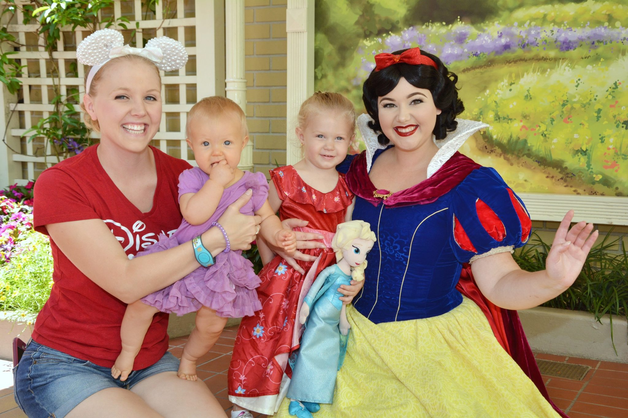Ultimate Guide to Meeting Princesses at Disney World