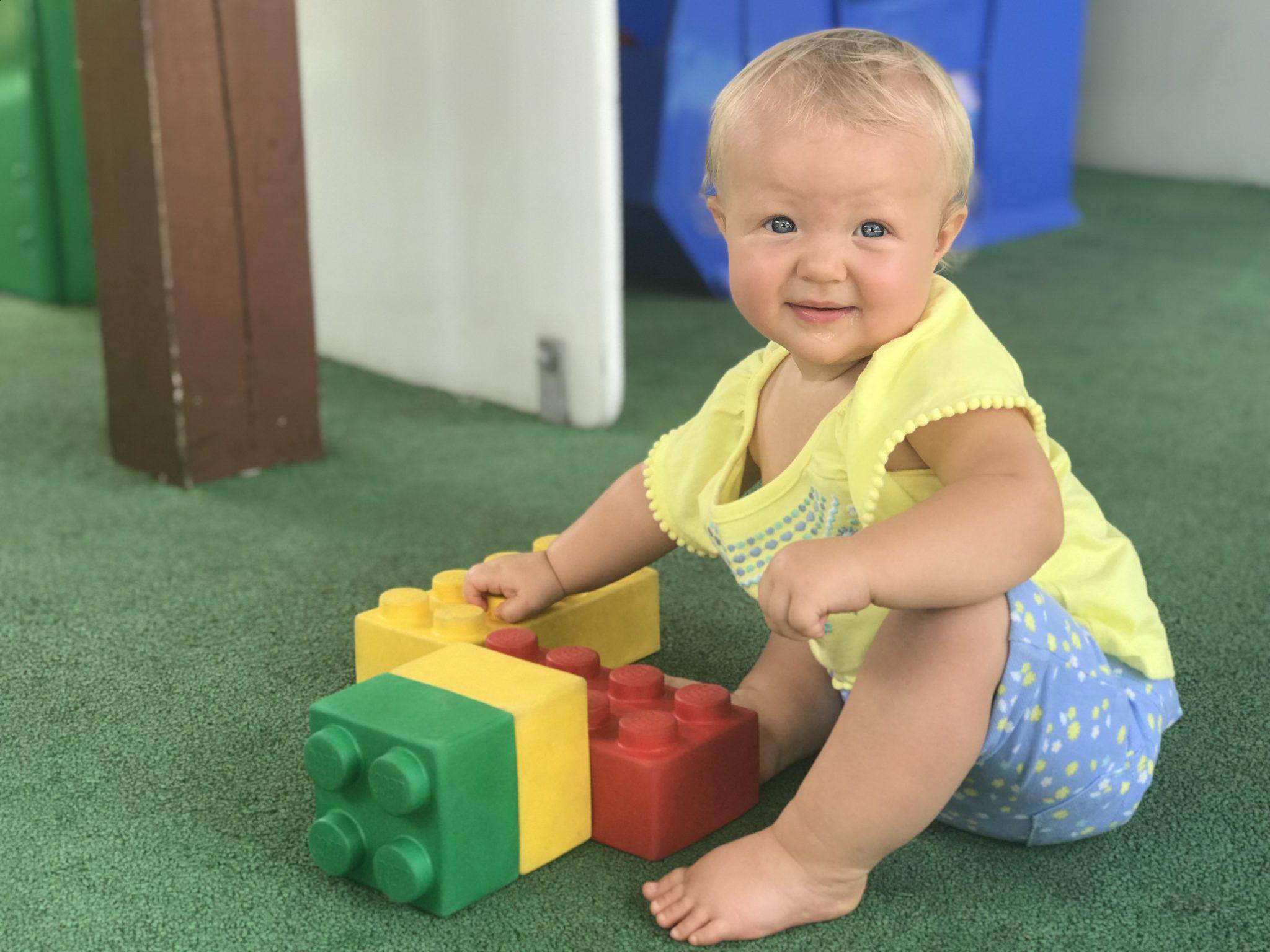 Legoland Florida tips with baby
