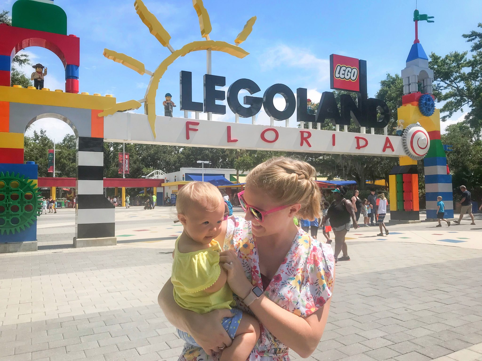 LEGOLAND Florida with a Baby