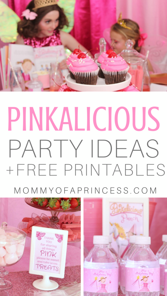Pinkalicious Party Ideas