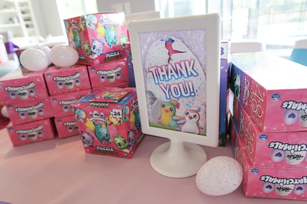 Hatchimal Birthday Party Ideas and Free Printables