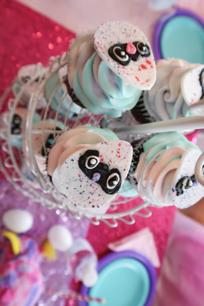 Hatchimals Cupcake Ideas