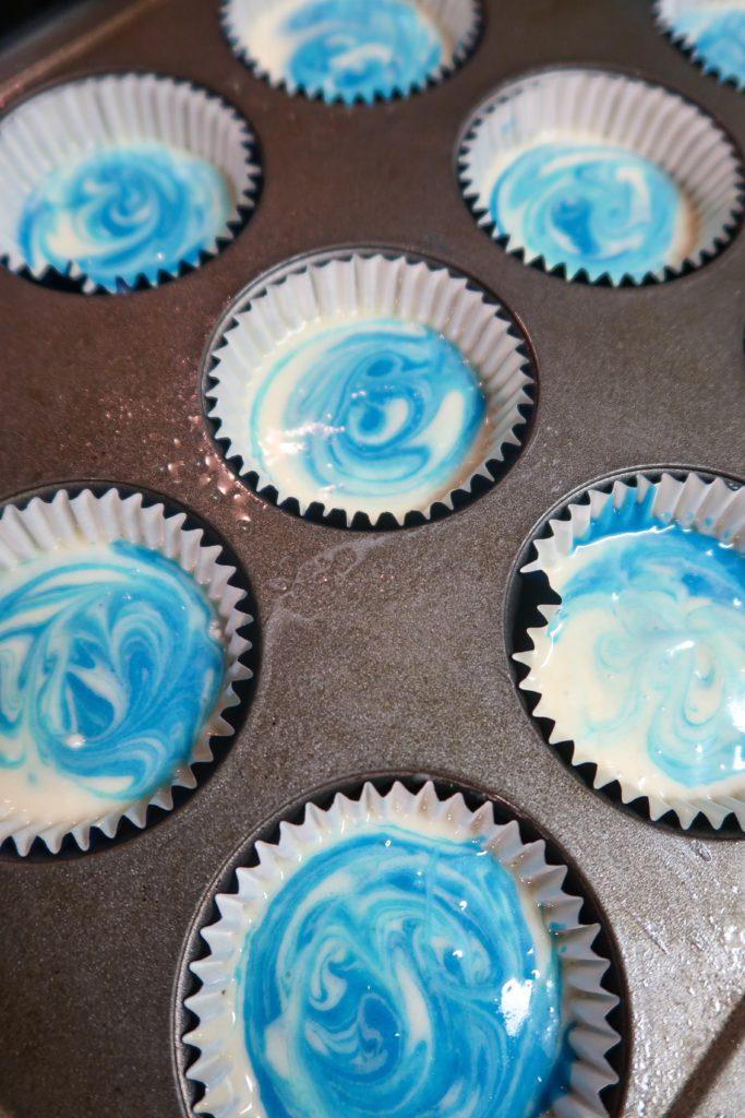 Tesseract Cupcakes