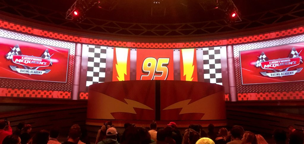 Lightning McQueen Racing Academy Review