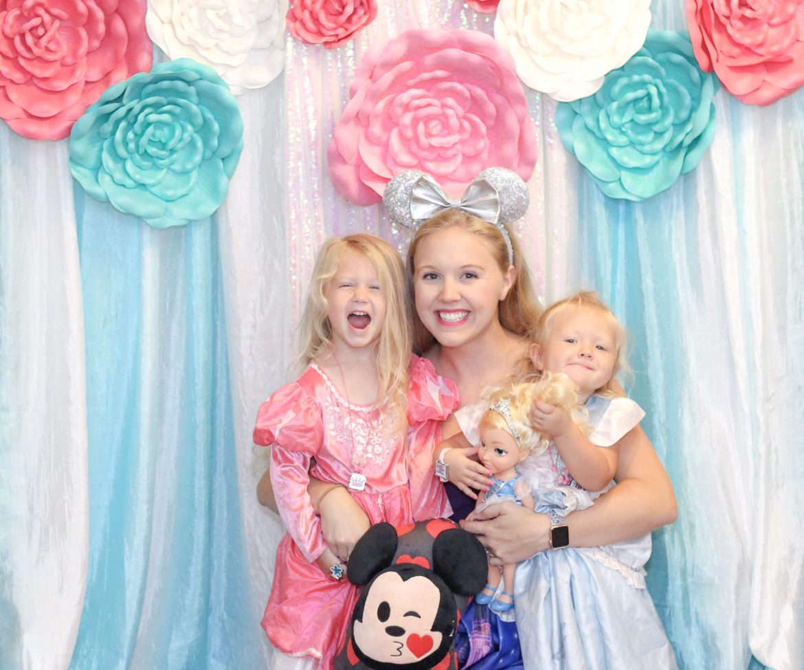 Disney Princess Party Playdate #NowMoreThanEver