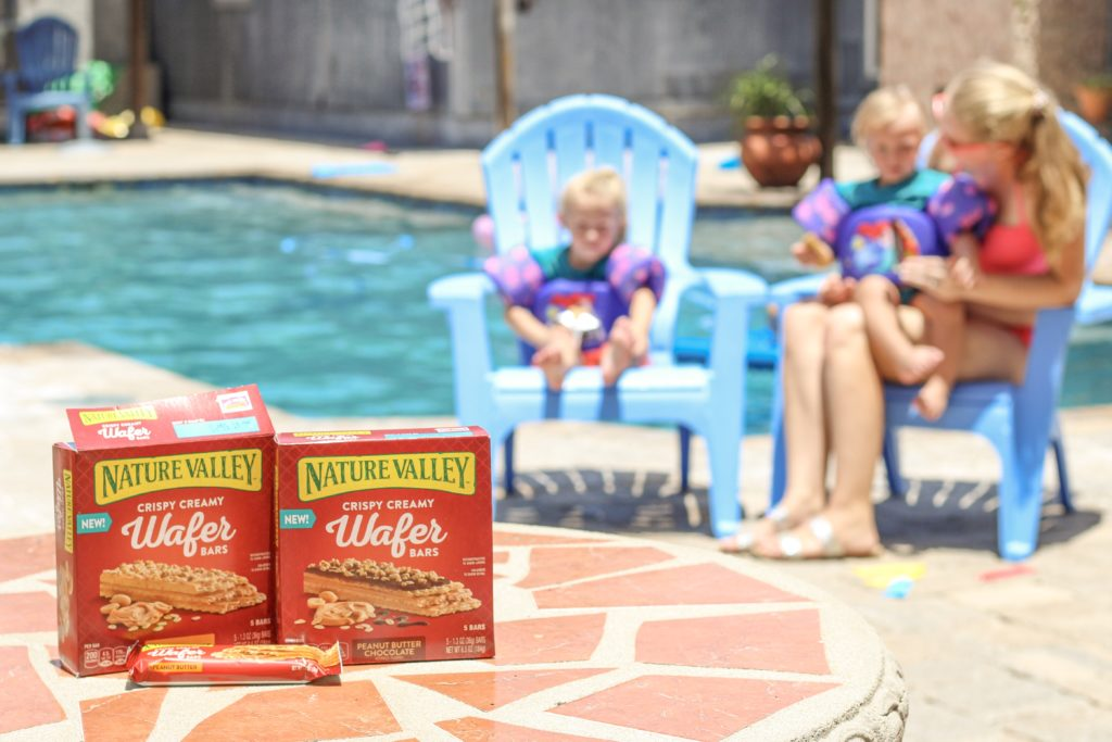 Make the most of summer with Nature Valley Wafer Bars