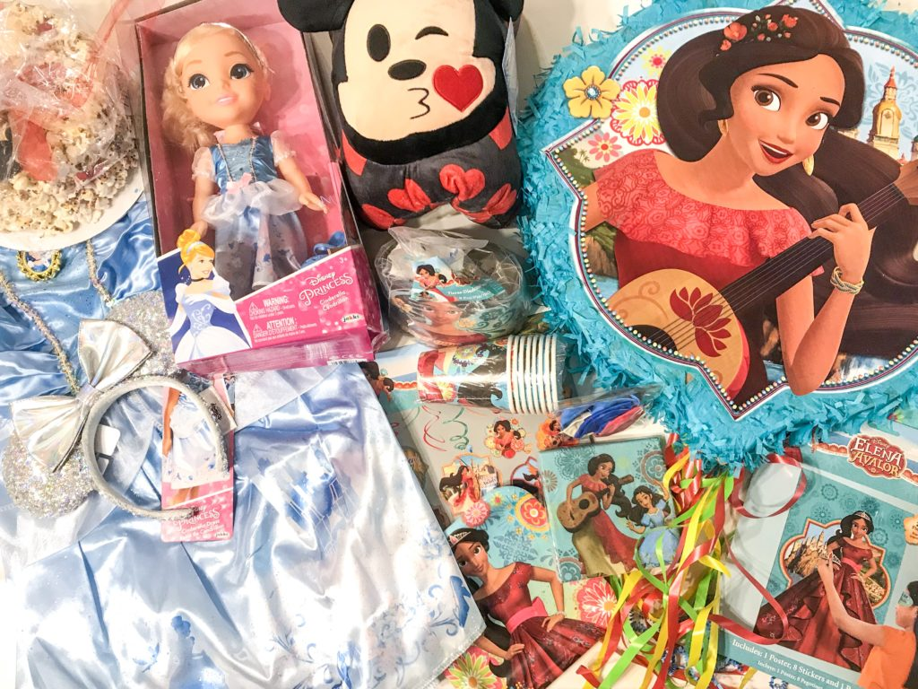 Thanks to Disney for providing us with this fun #NowMoreThanEver party pack
