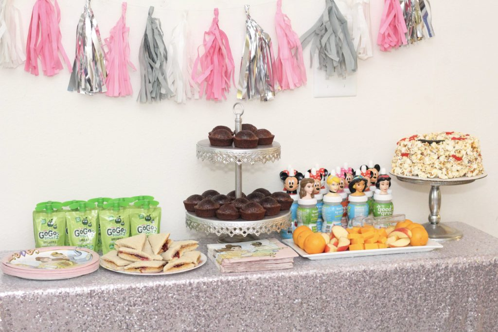 Disney Playdate Food Ideas
