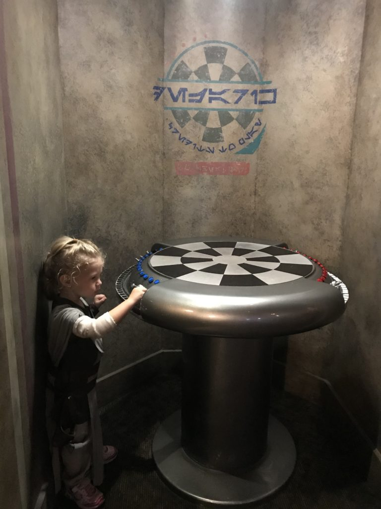 Is there a Hollywood Studios Play Area?