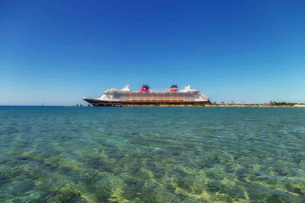 Best Family Vacation, Disney Cruise
