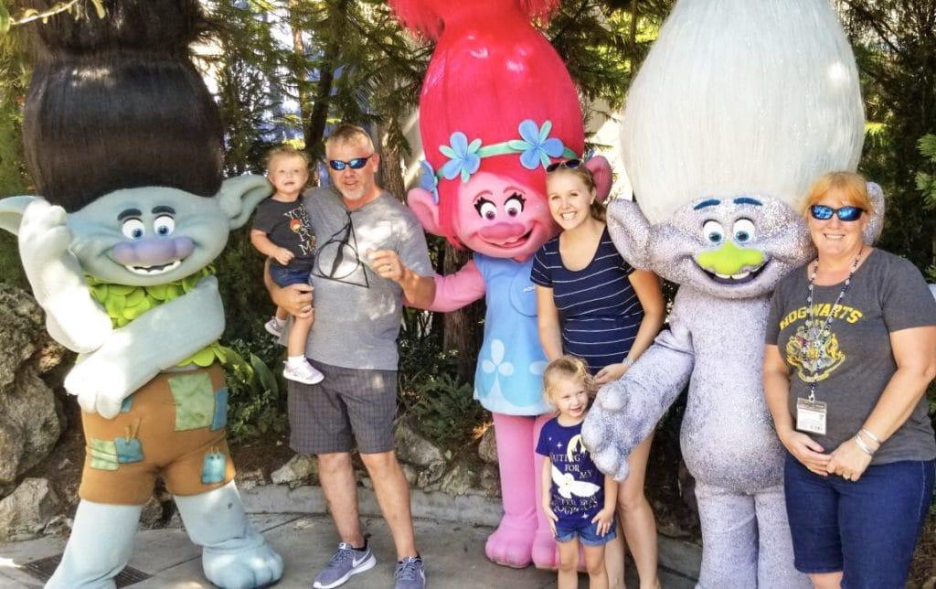 Kid-Friendly Universal Studios Orlando Characters List