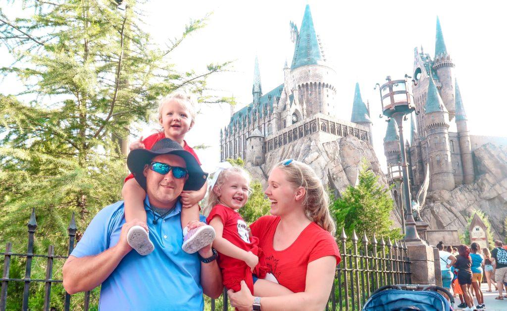 Universal Orlando Theme Park Perks