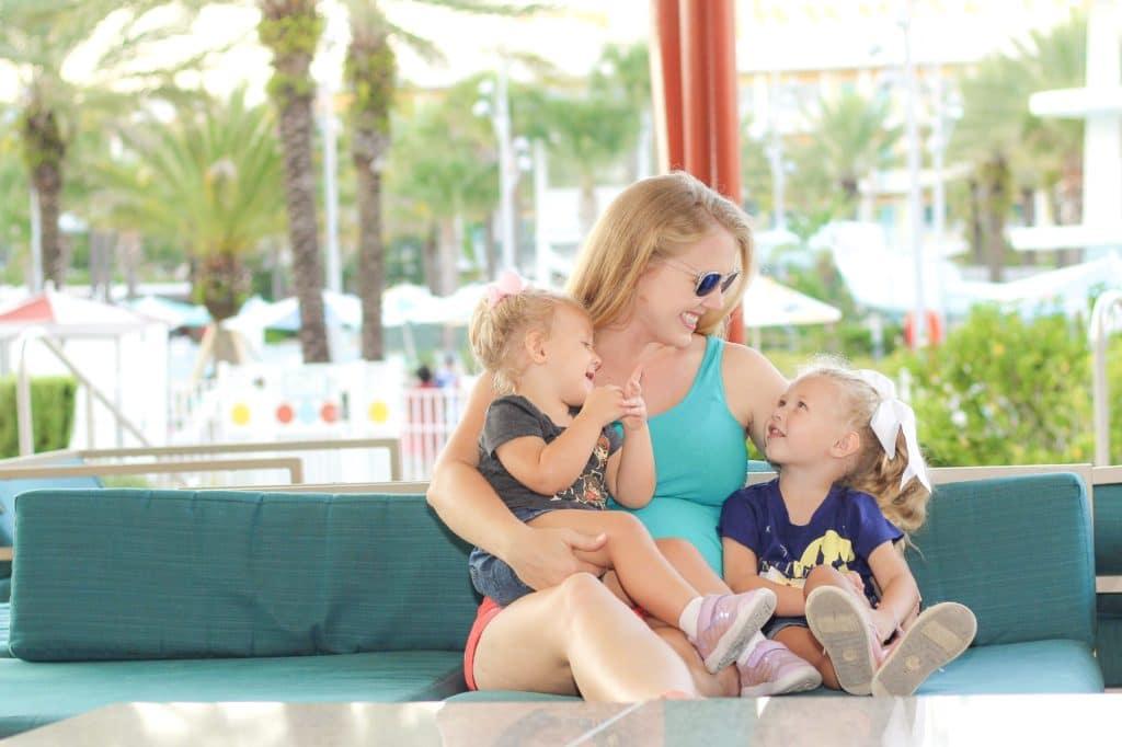 Cabana Courtyard at Cabana Bay Beach Resort