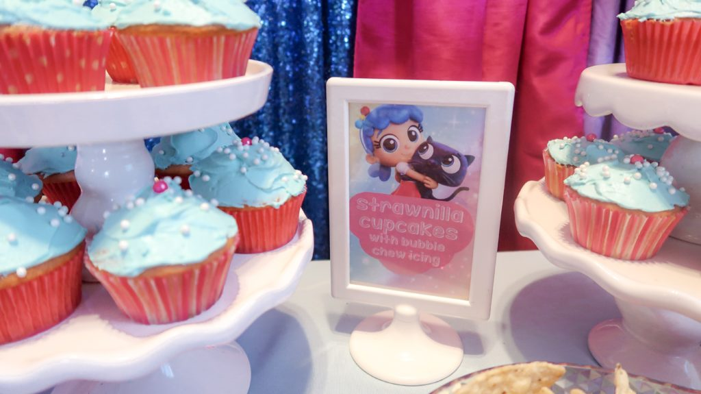 True and the Rainbow Kingdom Party Cake & Cupcakes