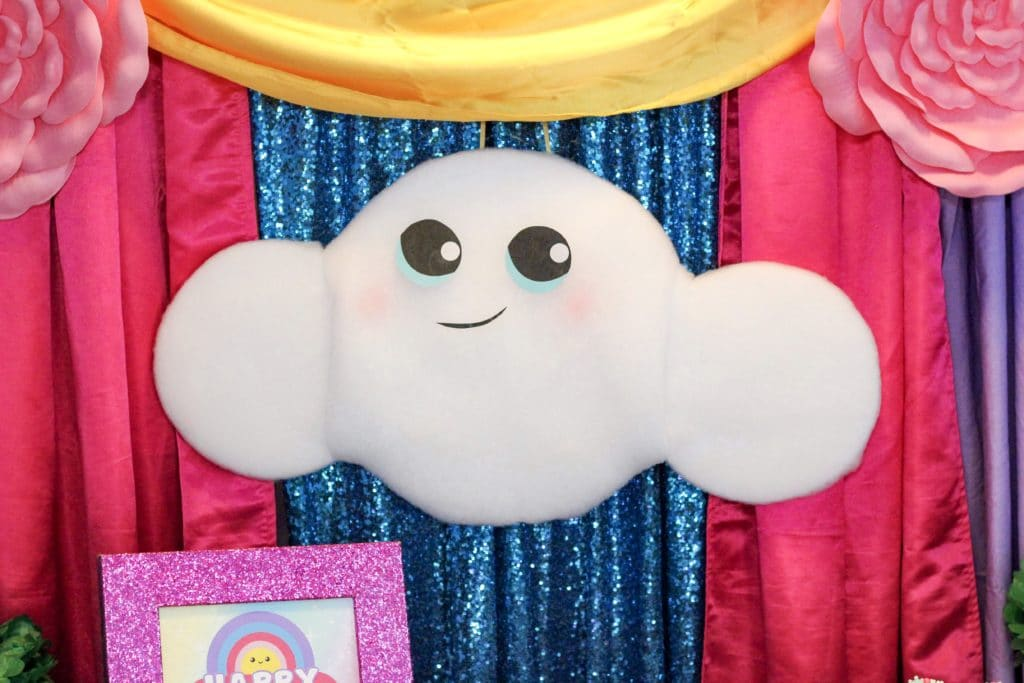 How to Make a Cumulo Cloud from True