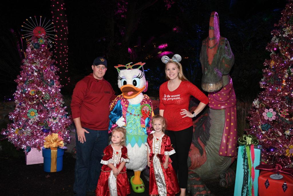 Christmas Fun in DinoLand U.S.A.