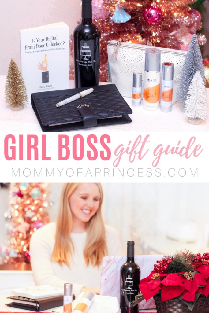 Pinterest Girl Boss Gift Guide