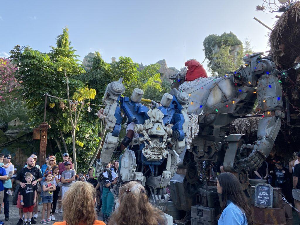 Christmas at Disney Pandora – The World of Avatar